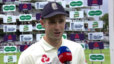 Woakes: This will stay with me forever