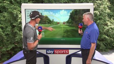 Stenson keen on Sky Cart job!