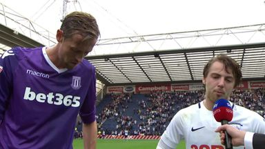 Crouch: We showed character