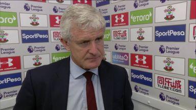 Hughes: We edged it