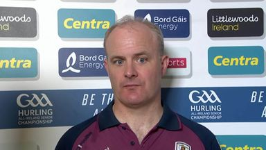 Donoghue proud of team