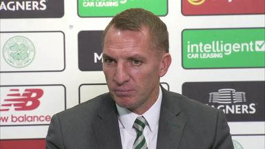 Rodgers: Celtic still in a good position v AEK Athens