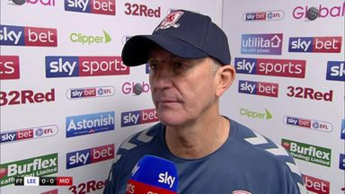 Pulis: frightening Effort and commitment