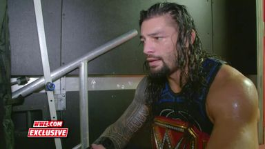 Roman Reigns: I came to win