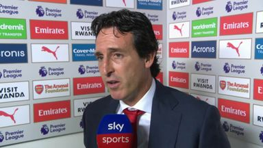 Debut defeat for Emery