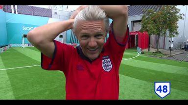 Bullard Recreates: Jamie Redknapp's England goal