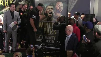 Fury Sr vs Wilder!