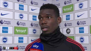 Pogba: My attitude was not right