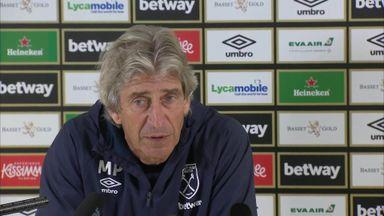 Pellegrini: West Ham owners delivered