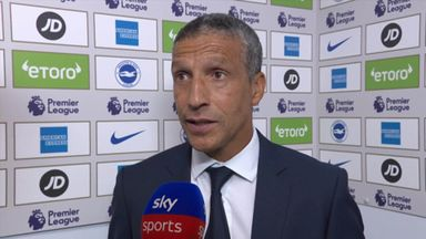 Hughton: We deserved the win