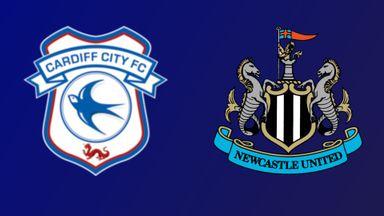 Cardiff v Newcastle