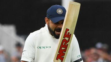 England v India: 3rd Test, Day 1
