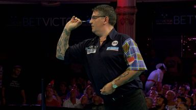 World Matchplay: Anderson v Bunting