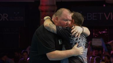 World Matchplay: Huy v Hen