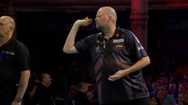 World Matchplay: RVB v Anderson