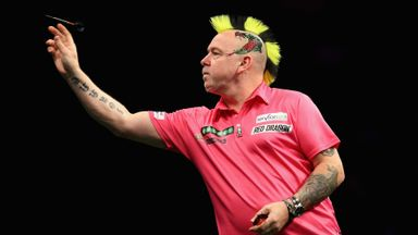 WM Darts: Wright v Whitlock