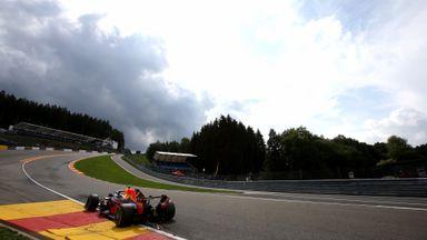 Belgian GP: P1 & P2 Highlights