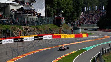Belgian GP: Qualifying highlights