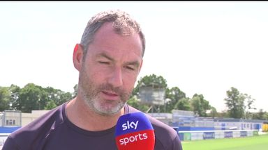 Clement: Lampard has desire to succeed