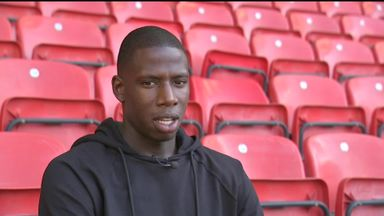 Doucoure happy with new Watford deal