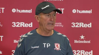 Pulis refuses to rule out Gibson exit