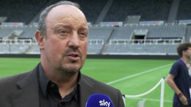 Benitez: We have to increase numbers