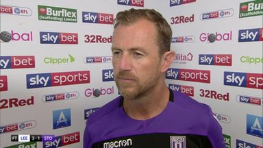 Rowett: We didn't deserve anything