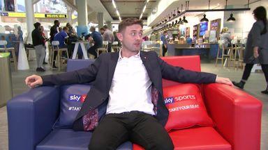Comedian impersonates Mourinho