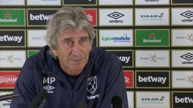 Pellegrini: No target set by owners