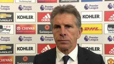 Puel: We weren't clinical enough