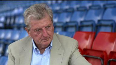 Hodgson admires Zaha's talent