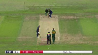 Vitality Blast: Vikings v Outlaws highlights