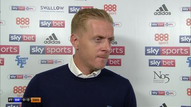 Monk: We dominated the game