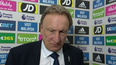 Warnock: We deserved more