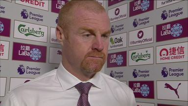 Dyche: We gave it away
