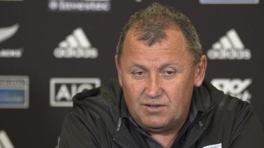 All Blacks wary of Australia rebound