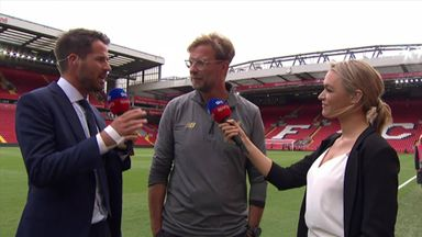 A good day for Klopp