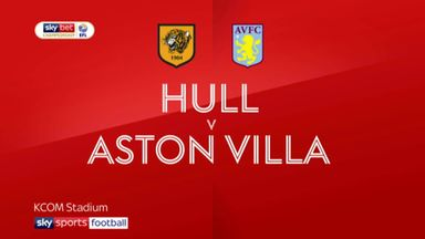 Hull City 1-3 Aston Villa