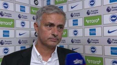 Mourinho: We made big mistakes