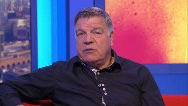 Allardyce: I'd have been defensive