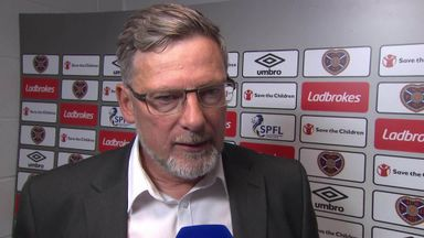 Thrilled to bits - Levein