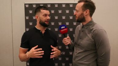 Balor doesn't understand Reigns hate