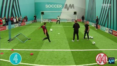 Volley Challenge | Bournemouth fans