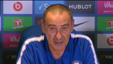 Sarri: We need to improve