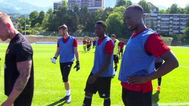Wolves get ready for the new season