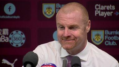Dyche seeks Burnley balance