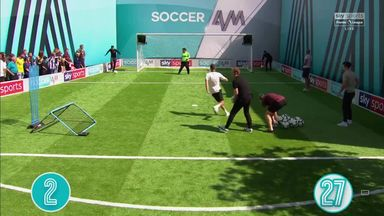 Soccer AM Volley Challenge | Fulham