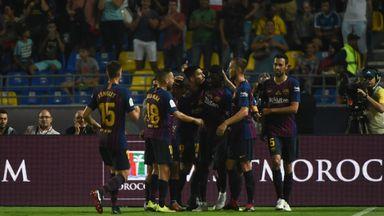 Sevilla 1-2 Barcelona