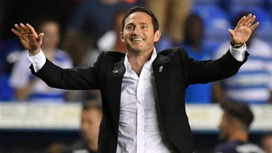 Lampard: I've missed these moments