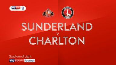 Sunderland 2-1 Charlton
